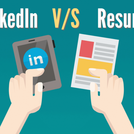 Linkedin versus CV, how to use each one?